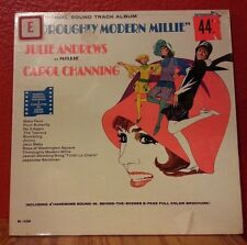 Thoroughly Modern Millie Original Gatefold Soundtrack Decca LP # DL1500  SEALED