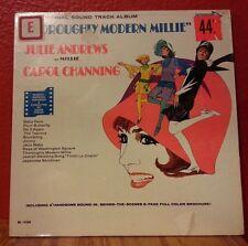 Thoroughly Modern Millie Original Gatefold Soundtrack Decca LP # DL1500  SEALED