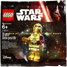 Lego Star Wars C-3po The Force Awakens 5002948 poliestere