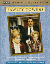 Fawlty Towers Original TV Series Soundtrack - Audio Books - (1988) - FREE POST**