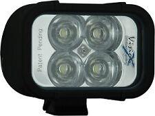 """Vision X Xmitter 4"""" LED Light Bar Euro Beam - Four 3-Watt LEDs"""