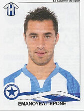 N°085 E. PERRONE # ARGENTINA ATROMITOS STICKER PANINI GREEK GREECE LEAGUE 2010