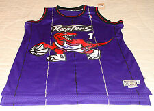 adidas Toronto Raptors Tracy McGrady Soul Swingman Large NBA Basketball Jersey