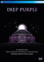 Deep Purple: In Concert With the London Symphony Orchestra DVD (2016) Paul Mann