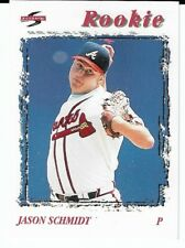 1996 Score #228 Jason Schmidt RC Atlanta Braves