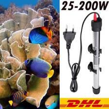 25W 50W 100W 200W Aquarium Regelheizer Heizstab Heizer Heizung Aquariumheizer