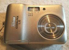 Nikon COOLPIX L6 6.0MP Digital Camera