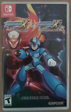 Nintendo Switch-Mega Man X Legacy Collection 1 + Megaman X Legacy Collection 2