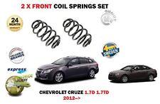 für Chevrolet Cruze 1.7D D 1.7TD + Kombi 2012 > NEU 2 x vordere SPIRALFEDERN Set