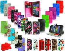 Étuis, housses et coques etuis portefeuilles bleus pour téléphone mobile et assistant personnel (PDA) Huawei