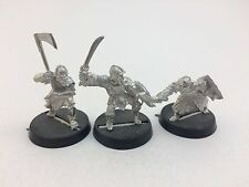 Mordor Orc - Metal - LOTR, Lord of the Rings, Games Workshop
