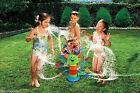BANZAI KIDS SILLY WIGGLING WATERPILLAR,DANCING CATERPILLAR WATER SPRINKLER TOY