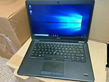 Fast Dell Inspiron E7450 i7 5600u 8gb RAM 256gb SSD Win 10 Pro Ready to Use.