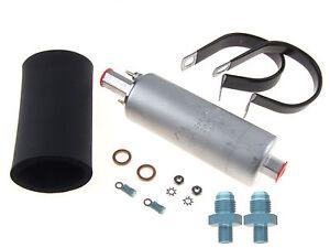 Walbro Performance Fuel Pump 255LPH Inline fits Nissan 240SX 300ZX SR20DET 350Z