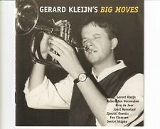 CD GERARD KLEIJN'S	big moves	DUTCH JAZZ EX  (B4985)