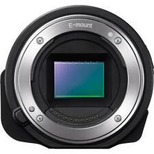 Sony Alpha Camera ILCE-QX1 Black Lens-Style Japan 20.1MP Digital Camera Body