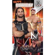 WWE Happy Birthday General Card WE029