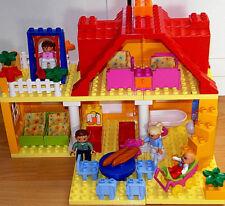Lego Duplo~Großes Puppenhaus~Familienhaus~5639~Ein kreativer Spielspaß