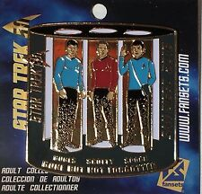 "Star Trek San Diego 2016 ""Gone But Not Forgotten"" Licensed FanSets Collector's P"