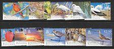 BRITISH INDIAN OCEAN TERR SG296/307 2004 BIRDS  MNH