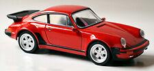 Porsche 911 3.3 turbo 1978-89 G-modelo tipo 930 Youngtimer rojo red 1:43 norev