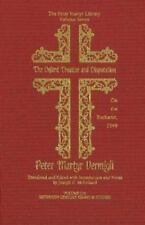 THE OXFORD TREATISE AND DISPUTATION ON THE EUCHARIST, 1549 - NEW HARDCOVER BOOK