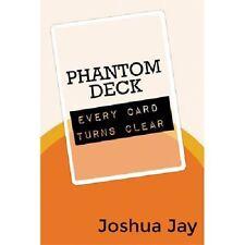 Phantom Deck by Joshua Jay and Vanishing, Inc. - Magic Tricks