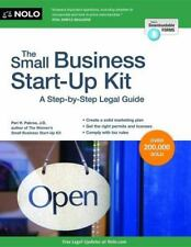 The Small Business Start-Up Kit : A Step-By-Step Legal Guide by Peri Pakroo (201