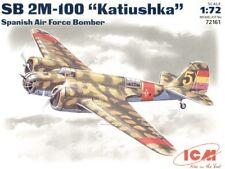 ICM 1/72 SB 2M-100 Katiushka SPAGNOLO Bomber # 72161
