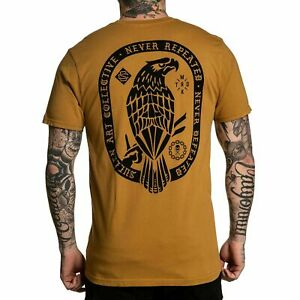 Sullen Art Collective Eagle Strong Premium Fit Mens T-Shirt Tattoo Clothing