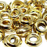 6g 8g 10g 12g ELECTRO BRASS SCREW CUP WASHERS FOR COUNTERSUNK SCREWS & BOLTS