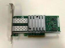HP 669279-001 560SFP+ 10Gb 2-port Ethernet Server Adapter X520-DA2 High Profile