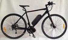 36v500w Urban X2 Electric Bike eBike Bicycle Mid Drive 13Ah LG Disc Brakes