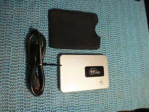 Virgin Mobile Novatel MiFi 2200 Wi-Fi Intelligent 3G Mobile Hotspot Modem
