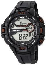 Calypso Uhr by Festina Digital Herren K5695/8 schwarz braun