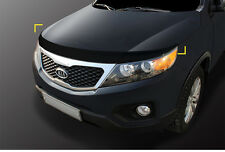 New Acrylic Bonnet Hood Guard 3pcs D655 for Kia Sorento 2013-2014
