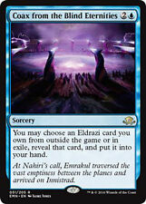 Coax from the Blind Eternities RARE MTG Eldritch Moon MINT Pack Fresh Unplayed