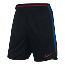 Maglie da calcio di squadre internazionali nere Nike taglia L
