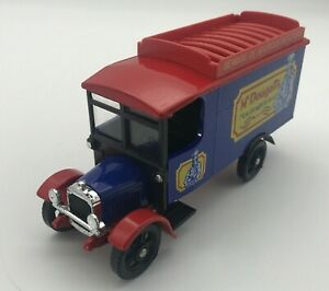 McDougalls Catering Delivery Van Thornycroft Limited Edition & Certificate