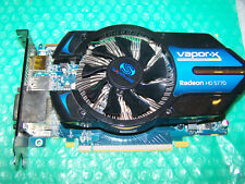 Sapphire ATI Radeon HD5770 VAPOR-X 1GB GDDR5 PCIe Graphics Card, OC Version