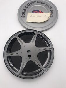 Vintage 1962 8mm Home Movie Film ,Family From Susie & Norm Wedding