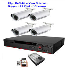 4Ch Support 6Mp All-in-1 Cameras Dvr 4-in-1 Ahd 960H Tvi 2.6Mp 42Ir Security