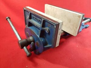 """RECORD No 52 1/2 E : Quick Release Woodworking Bench Vice : 10.1/2"""" Jaws"""