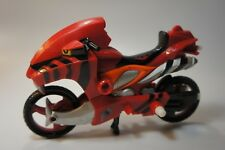 Power Rangers Red Jungle Cycle Bike - Small Break on Foot Pedal