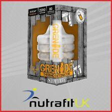 GRENADE THERMO DETONATOR STIM FREE 80 caps fat burner weight loss zero caffeine
