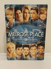MELROSE PLACE COMPLETE FIRST SEASON 1 DVD BOX SET BEVERLY HILLS 90210 SPIN-OFF
