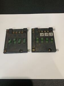 ATLAS HO SCALE 4 PANEL SELECTOR SWITCH  LOT OF 2 PCS.