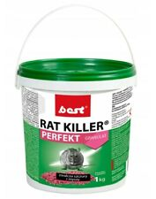RAT KILLER GRYZONIOBÓJCZY PERFEKT GRANULAT 1 KG MOUSE KILLER
