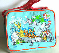 The Wubbulous World of Dr. Seuss Vinyl Plastic Lunch Box Bag Free Sh