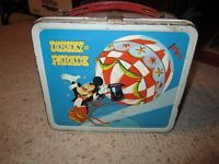 1970's Disney On Parade Metal Lunchbox!!!